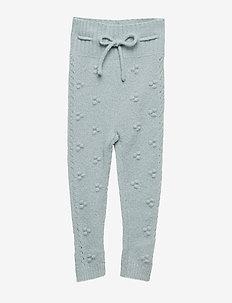Rebekka Pants, B - trousers - puritan grey