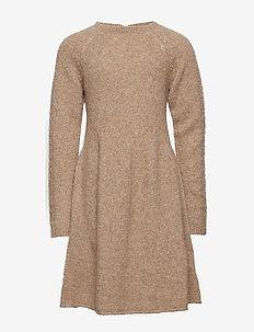 Roberta Dress, K - kjoler - apple cinnamon