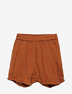 Kani Bloomers, B - LEATHER BROWN