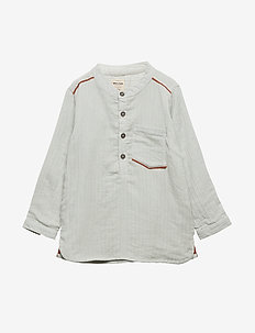 Lai Shirt, M - PURITAN GREY