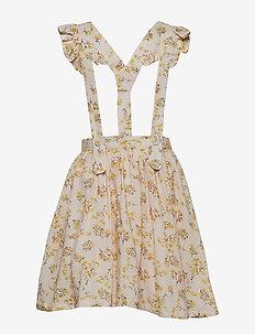 Anna-Lisa Dress, K - SILVER PEONY