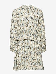 Anthonia Dress, K - MOONBEAM