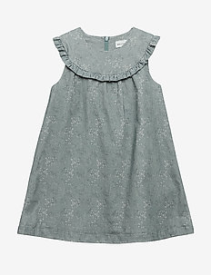 Stasia dress, M - sukienki - chinois green