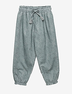 Adjele Pants, M - broeken - chinois green