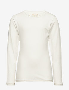 Eddia T-shirt, K - WINTER WHITE