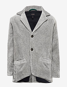 Lioyd Jacket, K - marynarki - light grey melange