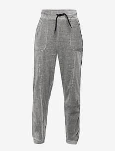 Lawrence Pants, K - joggingbroek - light grey melange