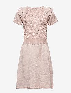 Annabella Dress, K - MUTED LILAC