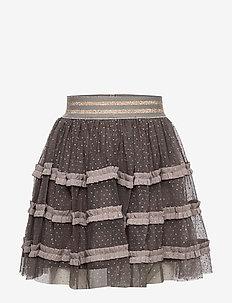 Cana Skirt, K - GRANITE GREY