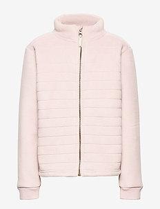 Gael Jacket, MK - molleton - cloudy rose