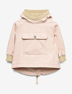 Baby Vito Anorak Fleece, M - shell jacket - strawberry creme