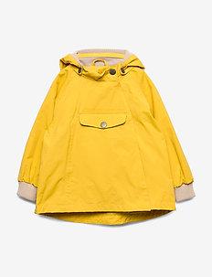 Wai Jacket, M - parkas - bamboo yellow