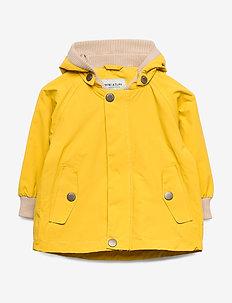 Wally Jacket, M - jackets - bamboo yellow