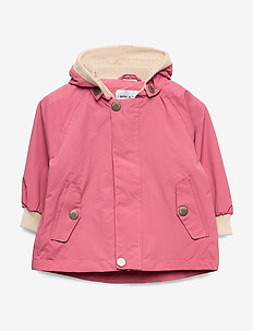 Wally Jacket, M - jacken - baroque rose