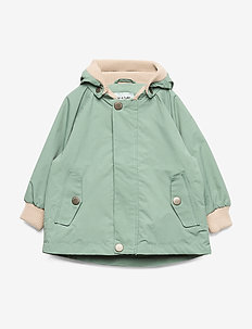 Wally Jacket, M - jackets - chinois green