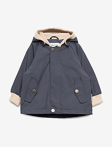 Wally Jacket, M - jackets - ombre blue