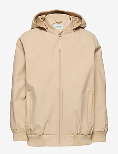 Wilder Jacket, K - shell jacket - doeskind sand