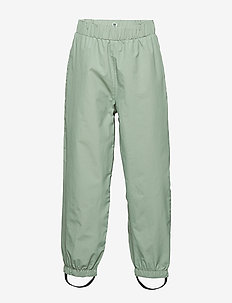 Wilans Pants, M - doły - chinois green