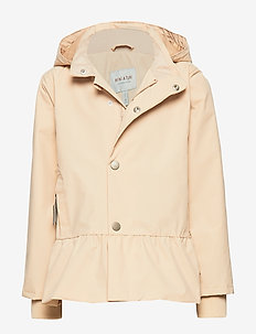 Wela Jacket, K - shell jassen - doeskind sand