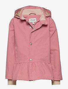 Wela Jacket, K - shell jacket - nostalgia rose