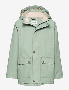 Wagner Jacket, K - jackets - chinois green