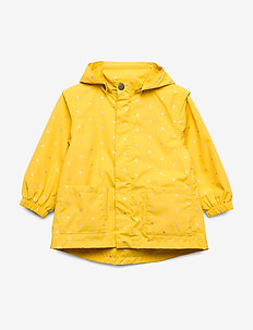 Anitha Jacket, M - jacken - bamboo yellow