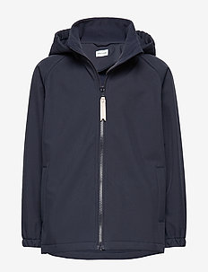 Aden Jacket, MK - veste softshell - blue nights