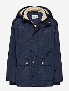 Wagner Jacket, K - jackets - blue nights
