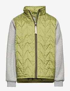 Haki Jacket, K - bomberjacks - green sage