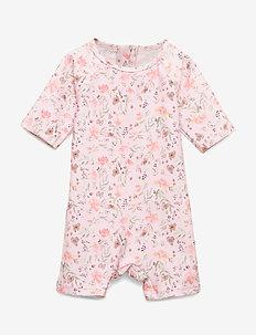Goldie Suit, M - stroje kąpielowe uv - mauve morn rose