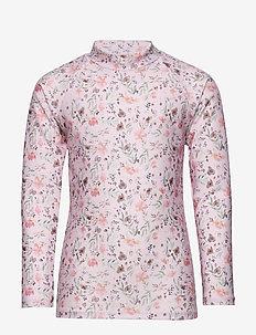Gani T-shirt, K - uv-toppe - mauve morn rose