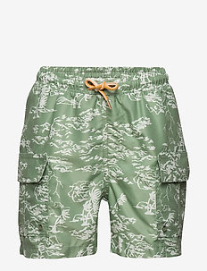 Mateo shorts, K - badebukser - green bay