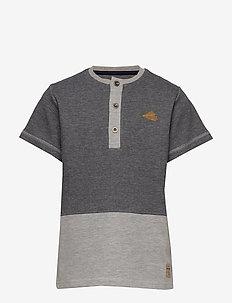 Maico T-shirt, K - korte mouwen - ombre blue