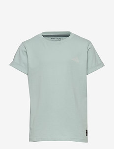 Charley T-shirt, K - kurzärmelige - cloud blue