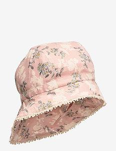 Thia Hat, B - solhat - cloudy rose