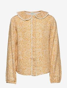 Ria Shirt, K - blouses & tunics - narcissus