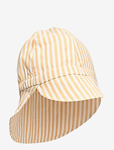 Konrad Hat, B - solhat - taffy yellow