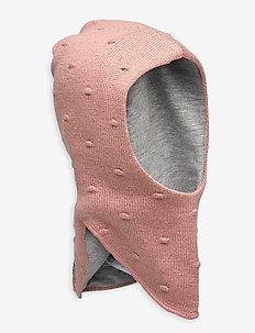 Juels Elephant hood, MK - balaclava - cameo rose brown