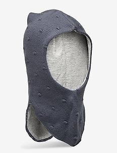 Juels Elephant hood, MK - balaclava - ombre blue
