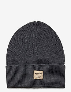 Boje hood, K - kapelusze - ombre blue