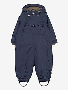 Wisti Snowsuit, M - schneeanzug - blue nights
