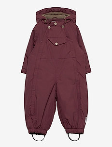 Wisti Snowsuit, M - vintertøj - catawba grape