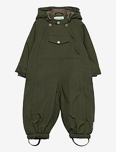 Wisti Snowsuit, M - vinterdress - forest night