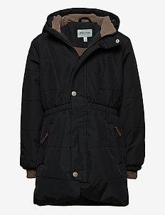 Witta Jacket, K - vinterjakke - tap shoe black