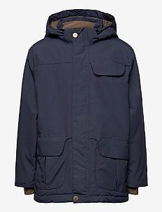 Walder Jacket, K - parkas - blue nights