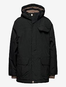 Walder Jacket, K - parkas - tap shoe black