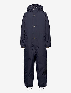 Wanni Snowsuit, K - schneeanzug - blue nights