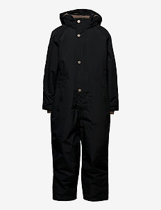 Wanni Snowsuit, K - vinterdress - tap shoe black