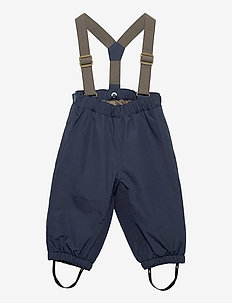 Wilas Suspenders Pants, M - schneehose - blue nights