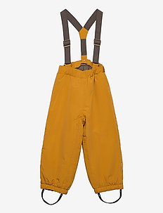 Wilas Suspenders Pants, K - schneehose - buckthorn brown